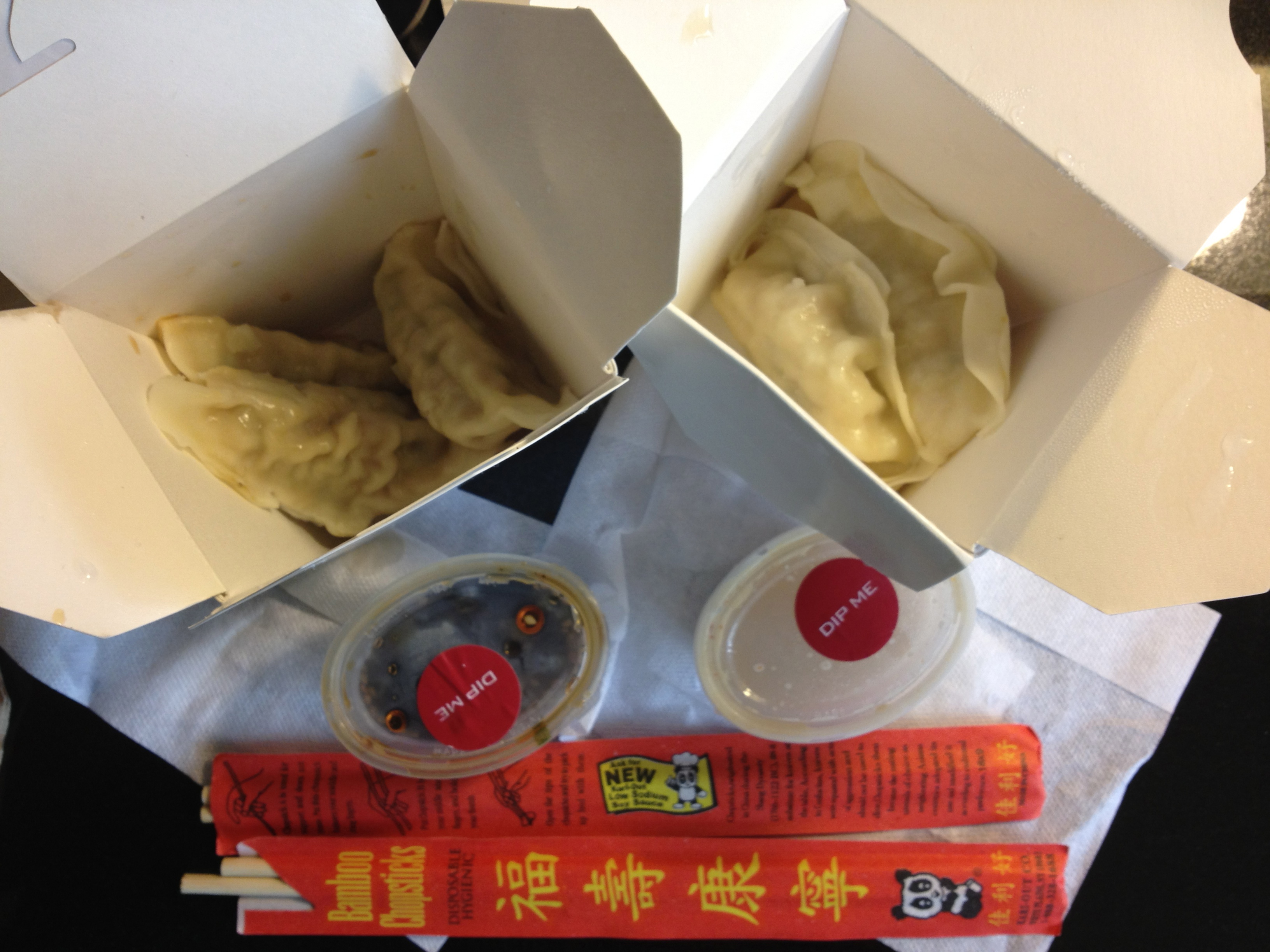 Dumpling Food Truck Nyc