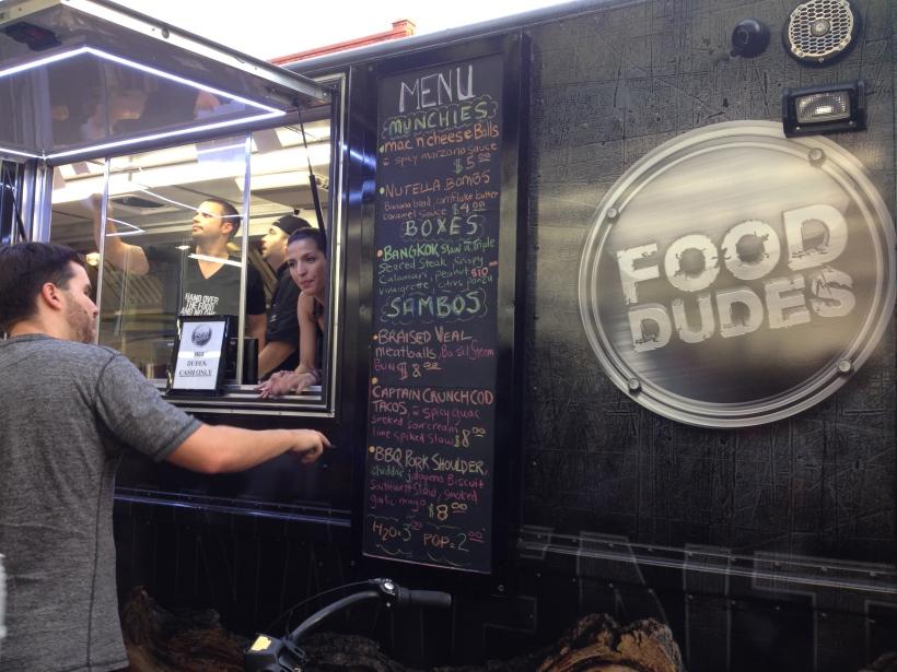 Dudes Food Truck Coopers Landing